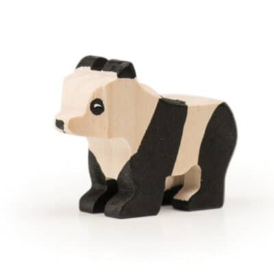 Trauffer Panda wooden toy