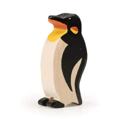 Trauffer Penguin wooden toy