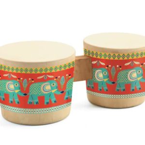 animal bongo drums