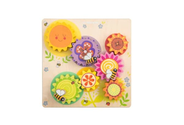 busy bee gears and cogs Puzzles
