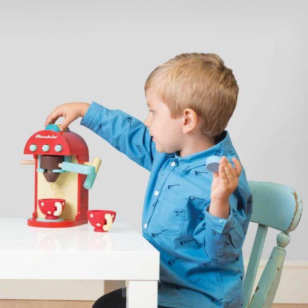 Montessori Chococcino Machine
