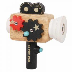 hollywood film camera Small World