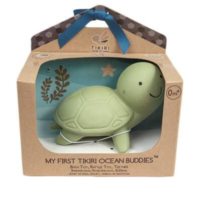 rubber turtle