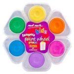 Colorful Kids Temper Paint Wheel