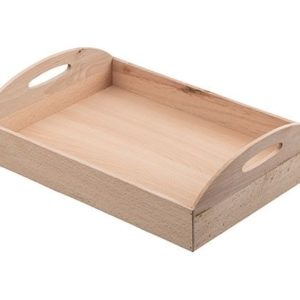 Lightweight Tray with Handles