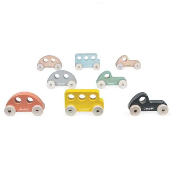 janod wooden vehicles