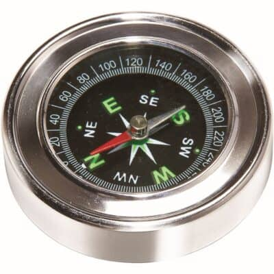 Stainless Steel Compass toy