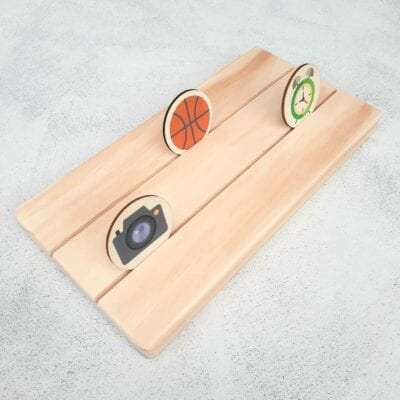wooden Story Board for kids