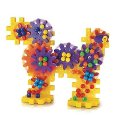 Georello Basic Gear Construction toy