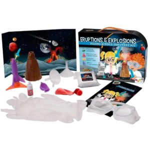 Explosions Science Kit kids play