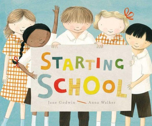 Starting School by jane