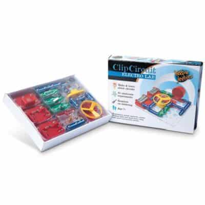 plastic Circuit Electro lab for kids