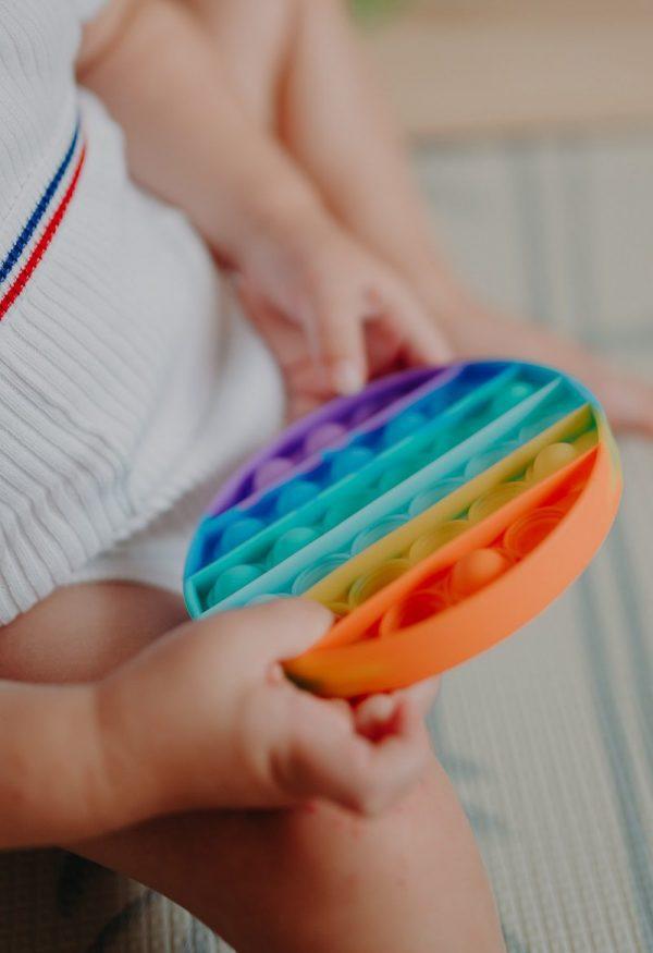Rainbow Fidget Toy