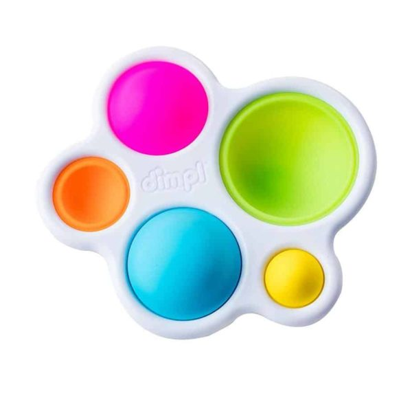 Dimpl Sensory Therapy Toy growing kids