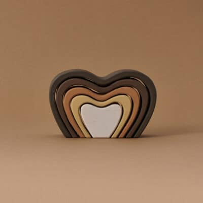 Heart Arch Stacker kids play