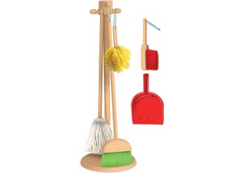 Cleaning Kit with Stand