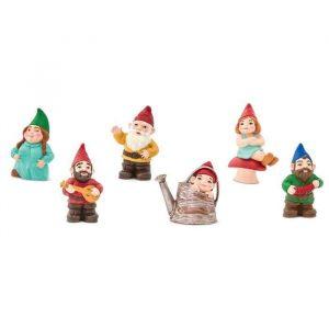 Gnome Family Designer Tube