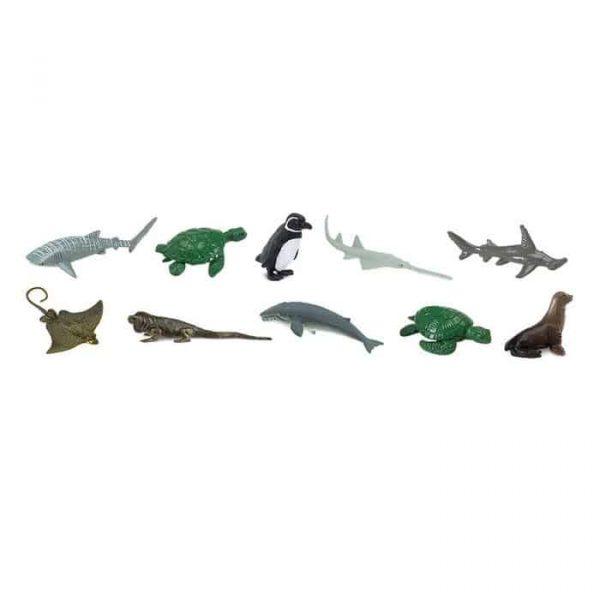 Safari Endangered Marine Toob