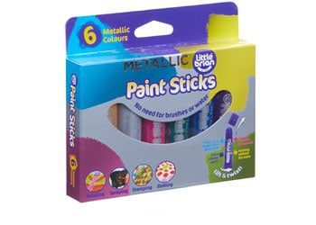 metallic paint sticks for kids