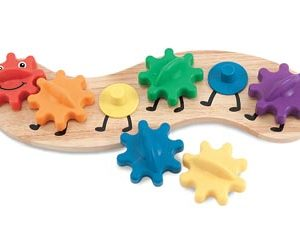 Caterpillar Gear Toy Child care resources
