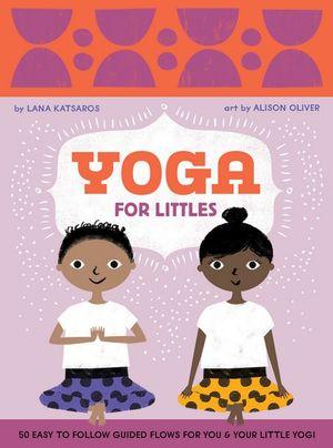 Yoga for Littles Card Set