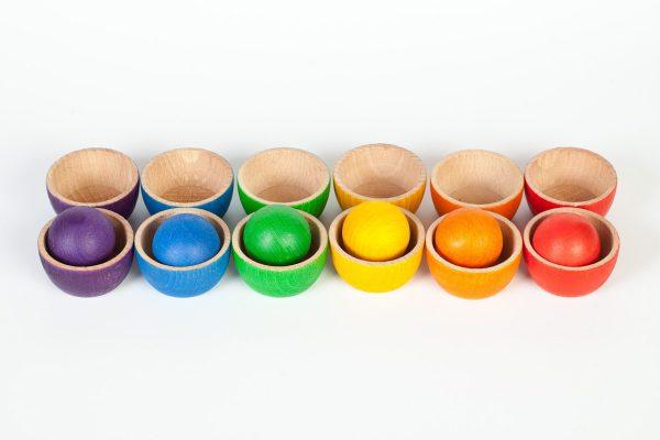 Joguines Grapat Bowls and Balls