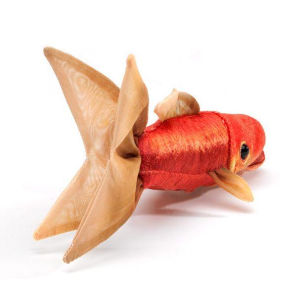 Goldfish Finger Puppet Folkmanis
