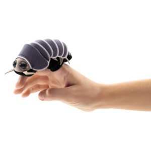 Roly Poly Finger Puppet