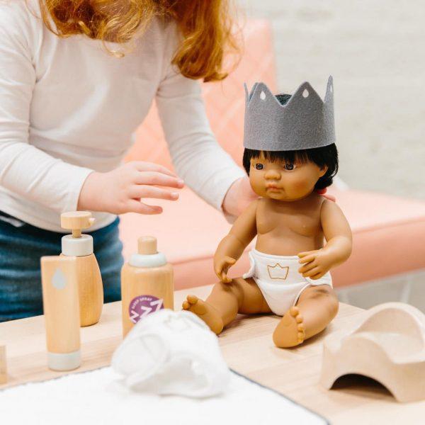 Toy Doll Nurturing Kit