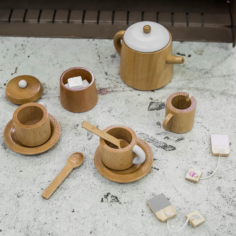 Wooden Tea Set Extension Kit