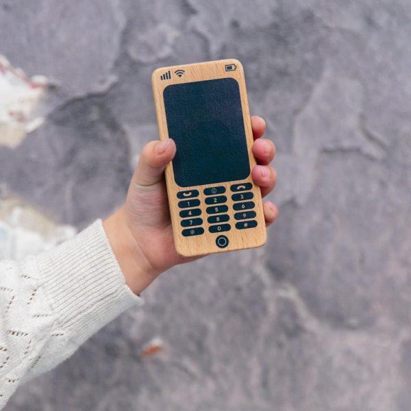 Wooden Phone