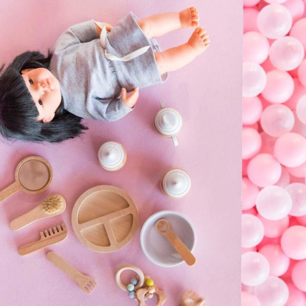 Accessories Kit for Wooden Doll