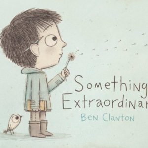 Something Extraordinary book