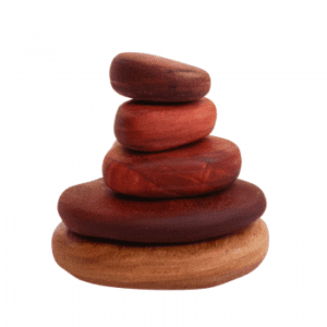 In-Wood Stacking Stones
