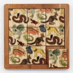 Animal Pattern Puzzle
