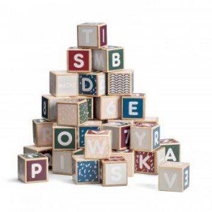 Letter & Number Building Blocks