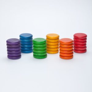 Grapat Coloured Coins