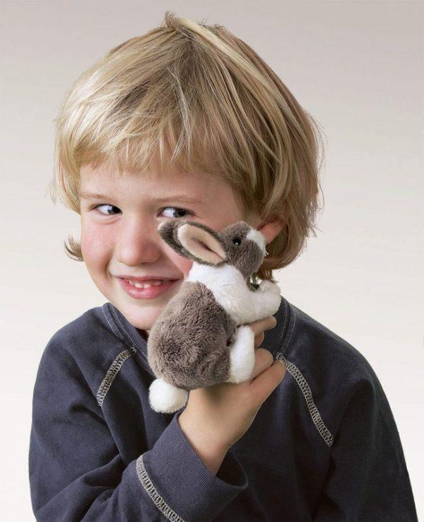 Bunny Puppet - Folkmanis