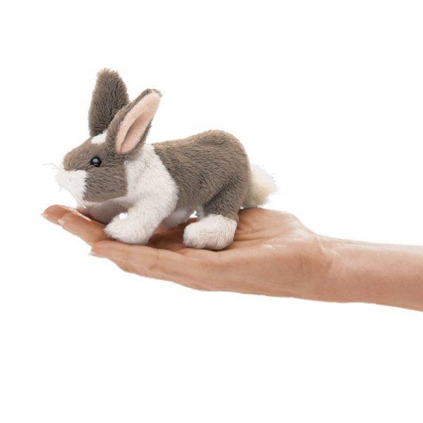 Bunny Finger Puppet - Folkmanis