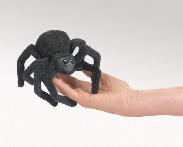 Spider Finger Puppet - Folkmanis