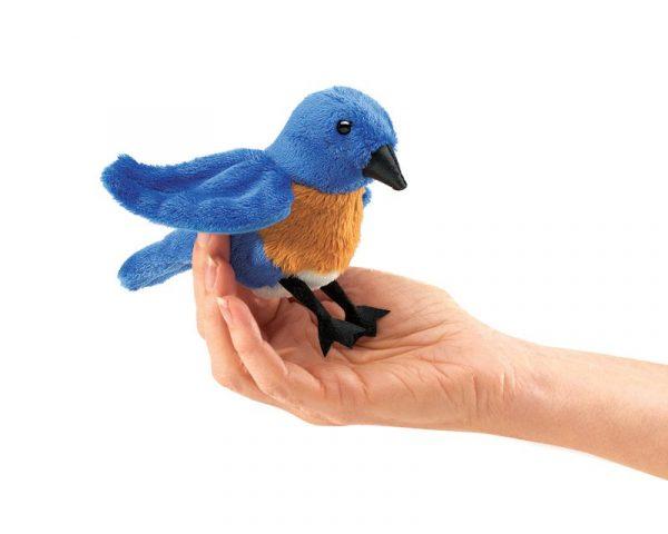 Bluebird Finger Puppet Folkmanis