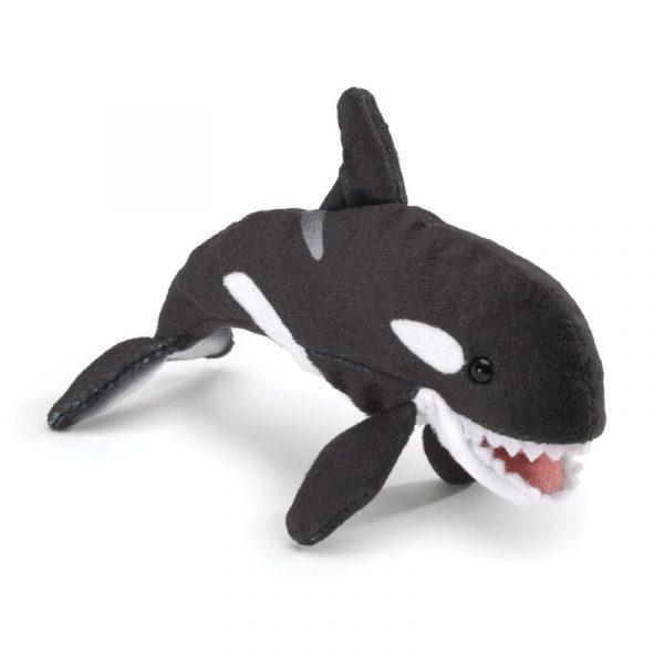 Orca Finger Puppet kids play
