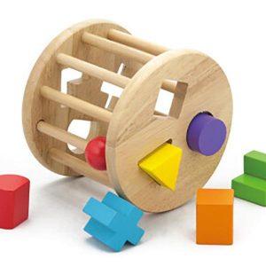 VIGA Shape Sorting Cube