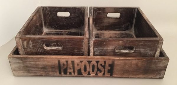 Papoose Tray